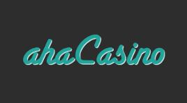 Aha Casino logo